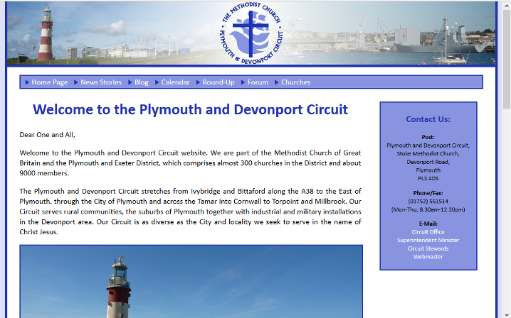 Plymouth and Devonport Methodist Circuit
